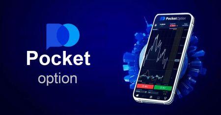 Come scaricare e installare l'applicazione Pocket Option per telefono cellulare (Android, iOS)