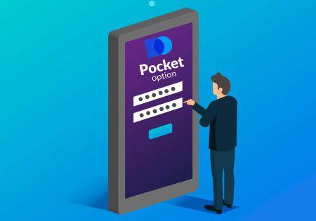 Come aprire un conto di trading in Pocket Option